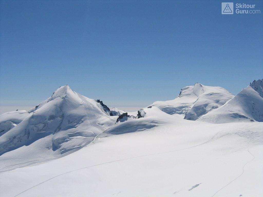 Alphubel Walliser Alpen / Alpes valaisannes Switzerland photo 09