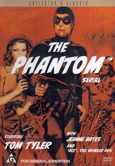 (1943) The Phantom (15 Chapters)