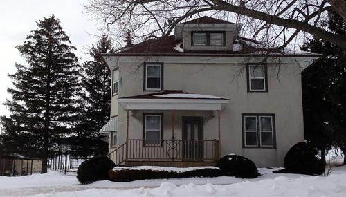 20140205 House; Saint Cloud, Wisconsin - 1