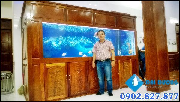 hồ cá rồng khủng anh thanh tây ninh