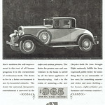 Thu, 2016-04-28 10:15 - The 1930 Edition of the Chrysler-built De Soto Straight Eight 'expressed the desire for something finer in an automobile of low cost', retailing for $965.00 and up F.O.B. Factory.  As seen in TIME, The Weekly Magazine, August  4, 1930 Please do not use this image in any media without my permission. © All rights reserved.