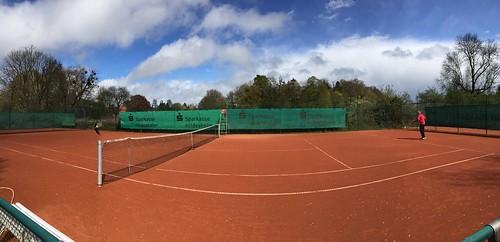 Saisoneröffnung 2016 - Deutschland spielt Tennis!