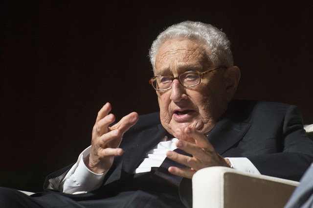 An Evening with Henry Kissinger