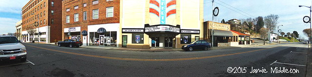 Liberty Theater -- North Wilkesboro, NC