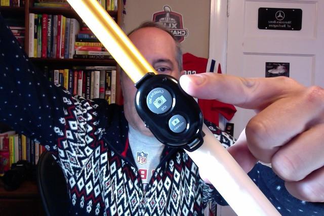 XShot Selfie Stick