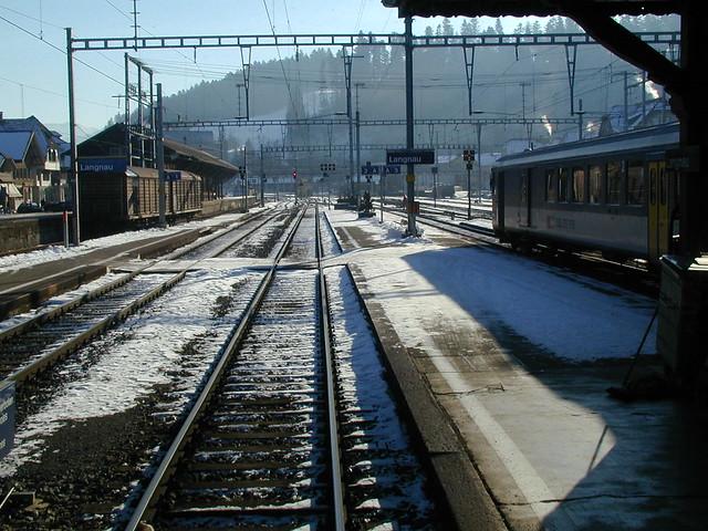 Bahnhof Langnau im Emmental