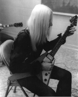Johnny Winter Flying V