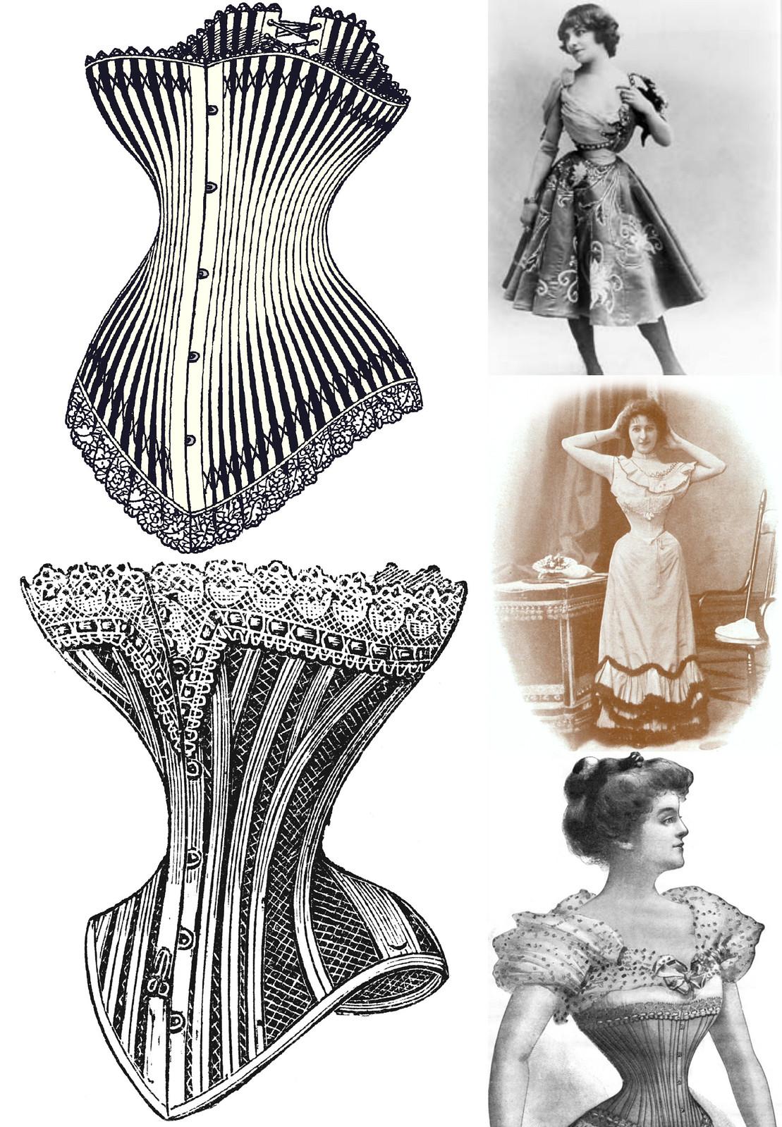 Ooh La La The Victorian Secret How To Get Into Shape In