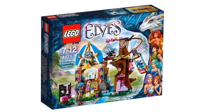 LEGO Elves 2016   41173 - Elvendale School of Dragons