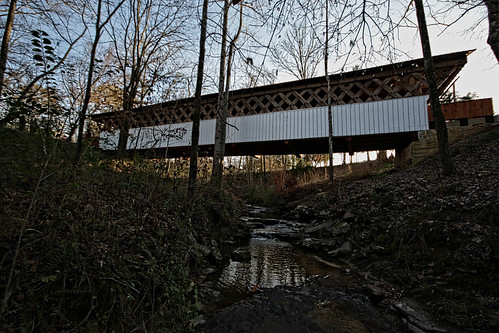 Easely Covered Bridge