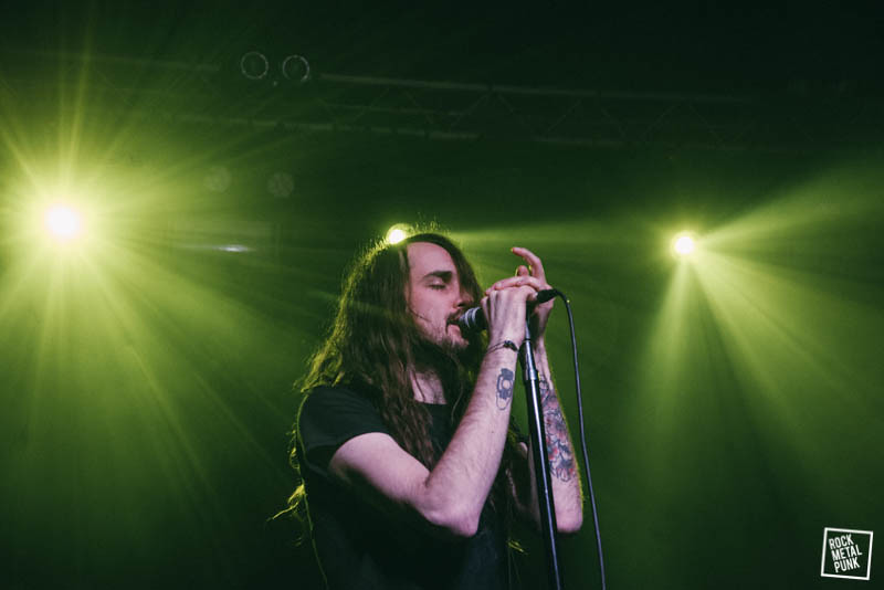 Pianos Become The Teeth // Shot by Jennifer McCord