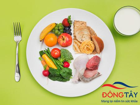 Một chế độ ăn hợp lý sẽ giúp bạn phòng ngừa nguy cơ phát triển tiểu đường type 2