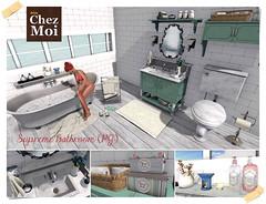 Bathroom Supreme CHEZ MOI