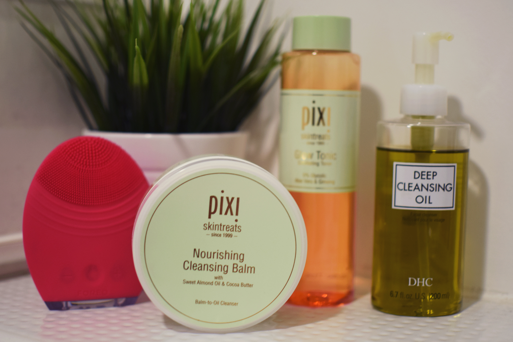evening make up removers and cleansers