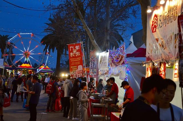 asian american expo night market