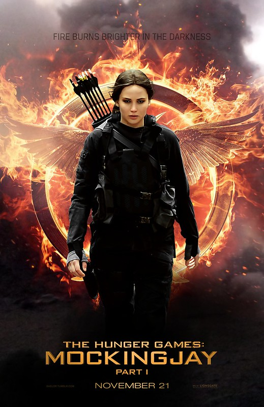 The Hunger Games - Mockingjay - Part I - Poster 26