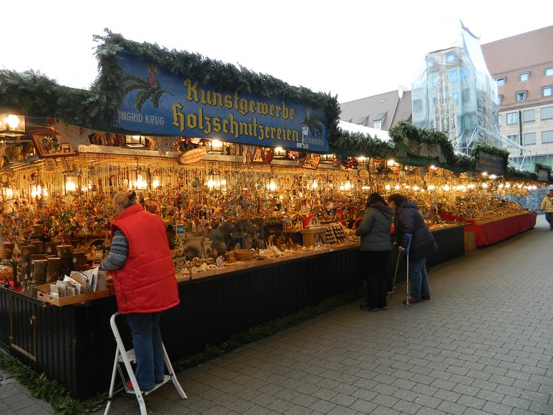 Christmas Markets, Nuremberg