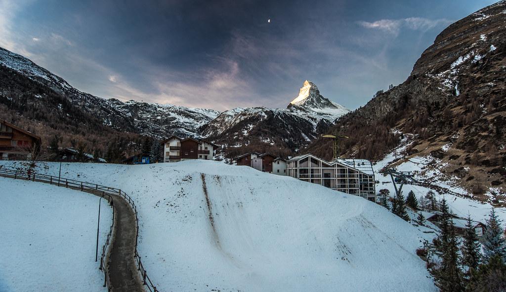 Mammoth Matterhorn..