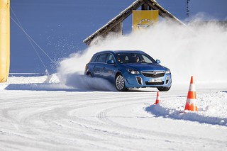 Opel Wintertraining