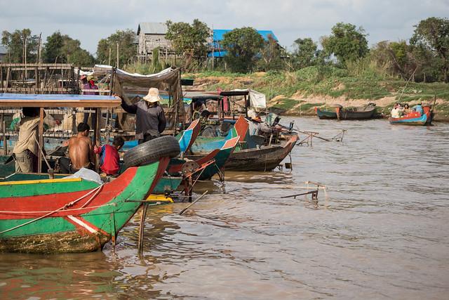 Kampong Phluk - Cambodia