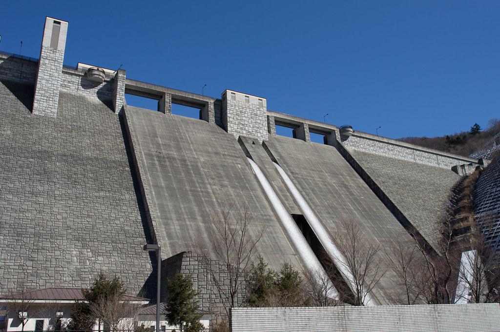 [G/FNWP]四万川ダム / Shimagawa dam