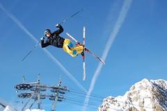Pomohou fanoušci akrobatickému lyžaři splnit jeho sen?