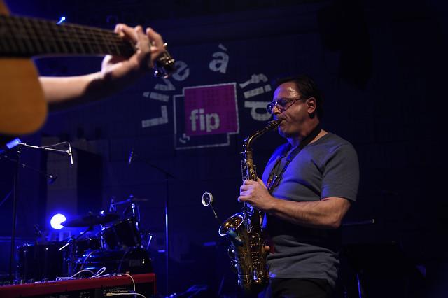 Pierrick Pédron #Live à Fip