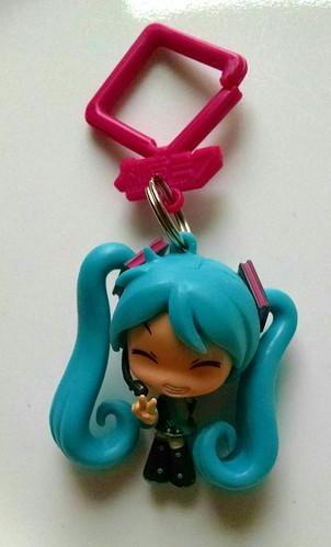 Hatsune Miku Backpack Hanger