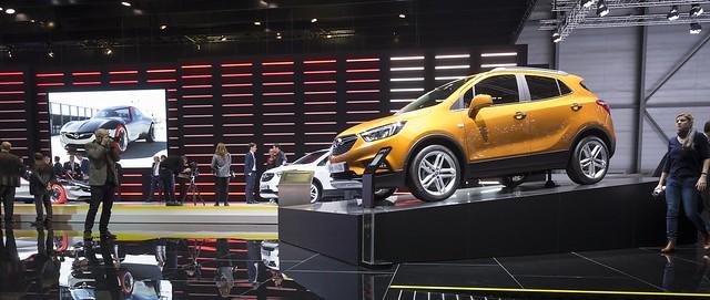Genfer Autosalon: Opel Mokka X