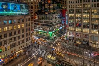 Busy NY