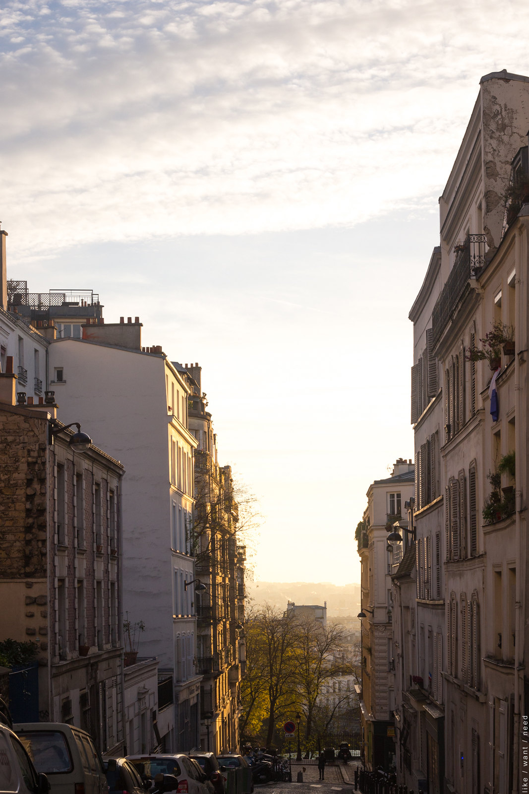 Morning, Montmartre