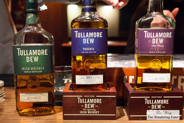 Tullamore Drew Irish Whiskey