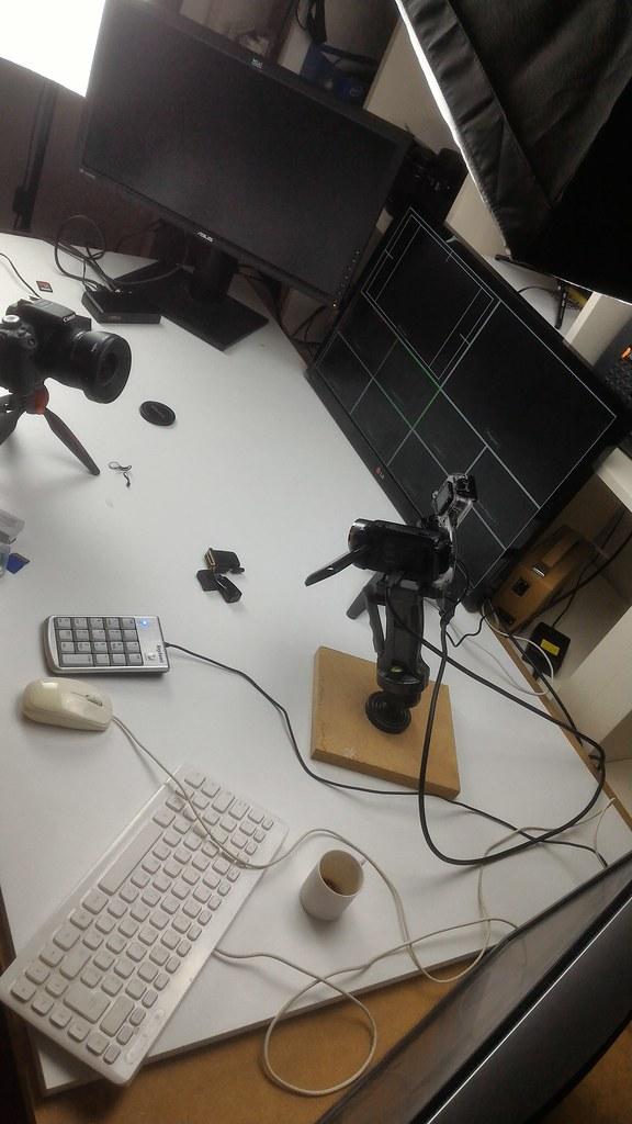 Setup Broadcast