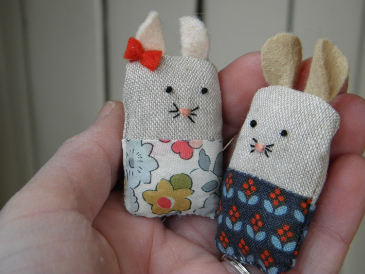 Teeny Tiny Mice