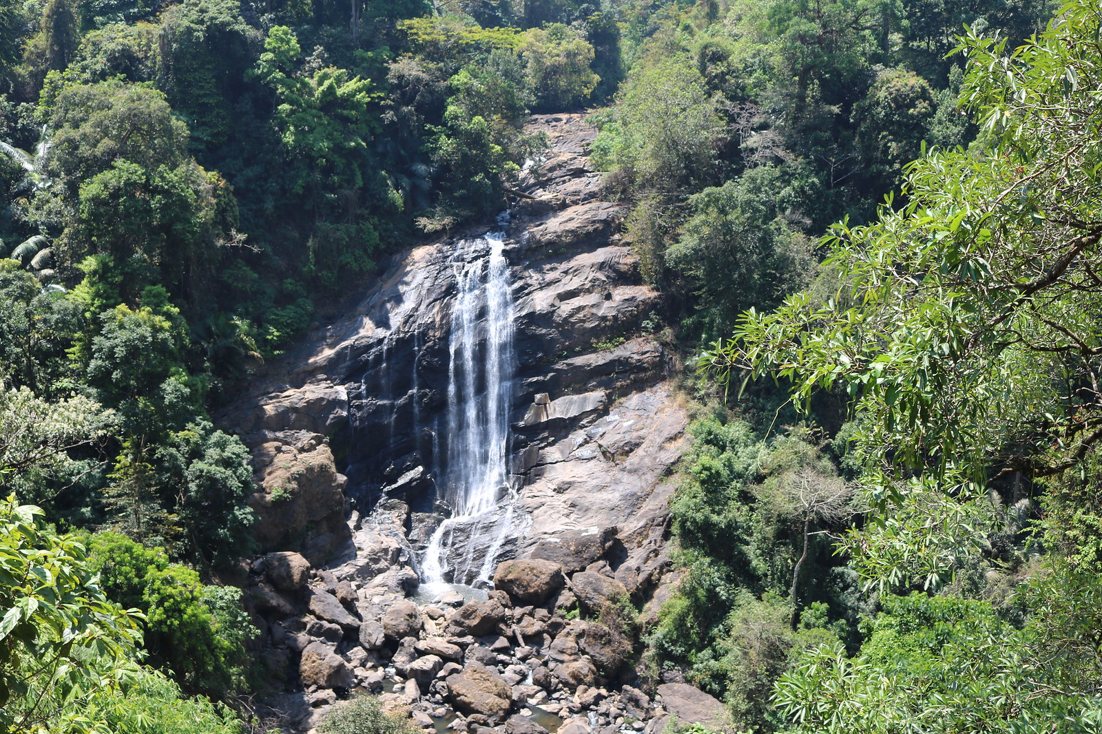 Valara Waterfalls