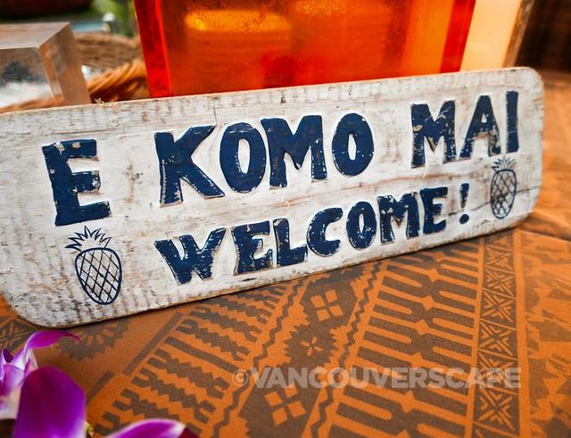 Mauna Kea Hotel Luau
