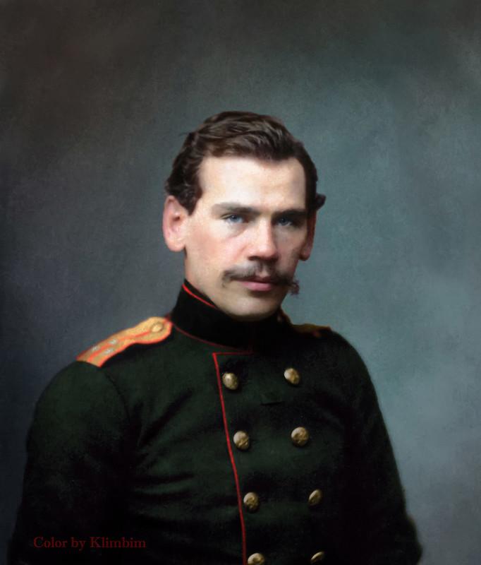 Lev Tolstoy | Лев Толстой