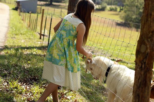 Nicey Jane Easter dress
