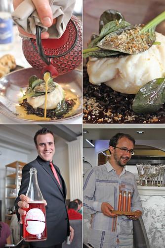 Restaurant L'evindence Tours (2)