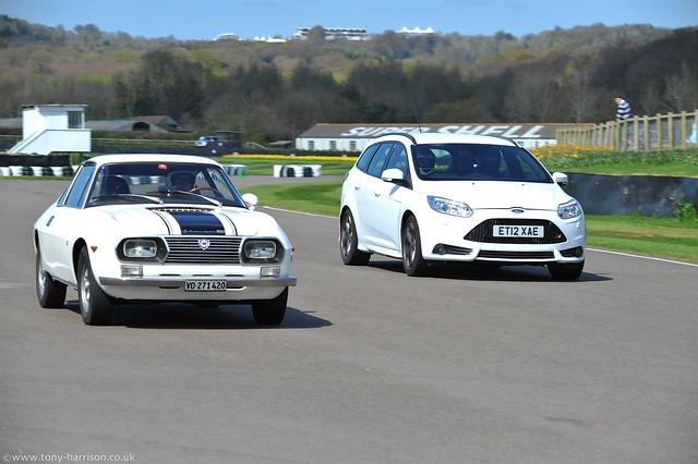 Lancia Motor Club Trackday April 18th 2015