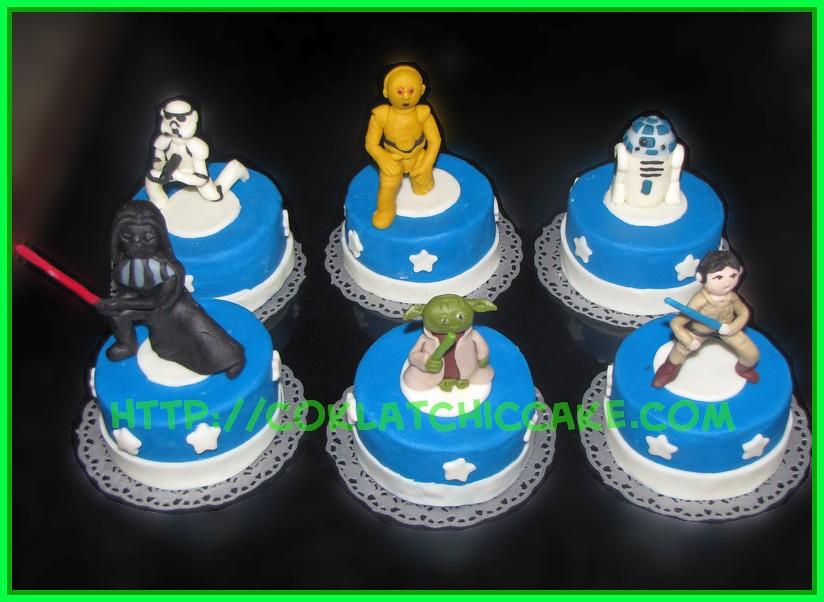 Minicake StarWars
