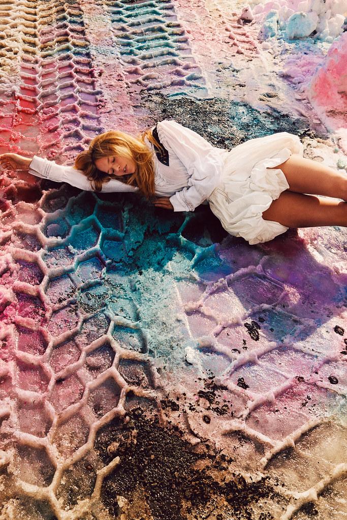 Анна Эверс — Фотосессия для «W» 2016 – 10