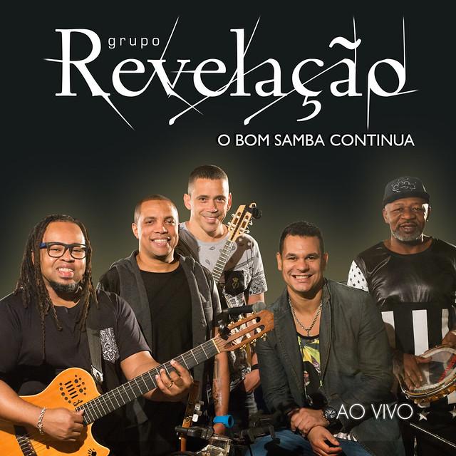 Grupo Revelação - O Bom Samba Continua