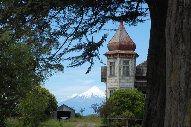 Views from Llanquihue, Los Lagos, Chile