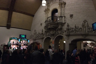 The Wicked - Orpheum Lobby