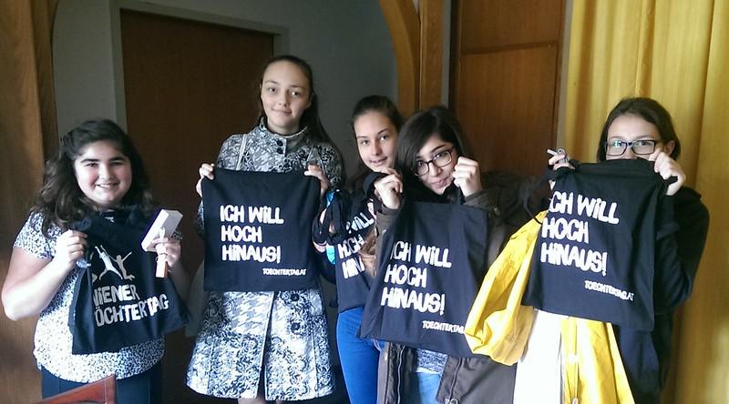 Wiener Töchtertag 2016, Firma spielend-programmieren