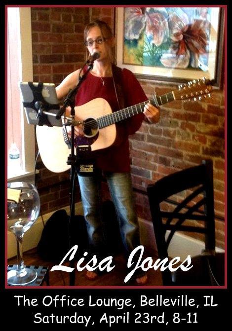 Lisa Jones 4-23-16