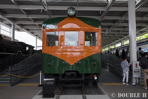 Kyoto Railway Museum (5) Kuha86-1