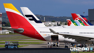 Iberia A330-200 msn 1719