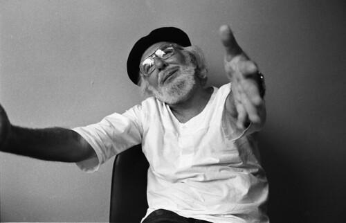 Ernesto Cardenal, Managua 1983